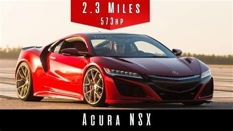 2017 acura nsx top speed 2017 acura nsx top speed youtube