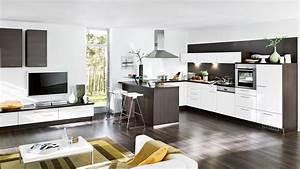 Laminatboden In Der Küche : wohnk chen ~ Lizthompson.info Haus und Dekorationen