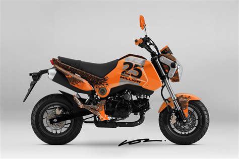 Honda Celebrates Production Of 50 Million Motorcycles And
