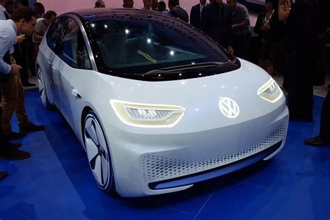 volkswagen id exclusive  official concept pictures