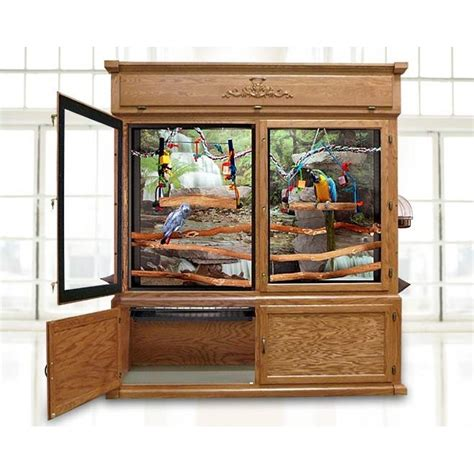 Large Curio Cabinet by 1000 Images About Bird Cage On Pinterest Iguana Cage