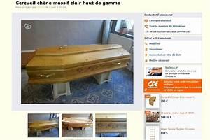 Le Bon Coin Immobilier Montauban : le bon coin il vend le cercueil de sa grand m re ~ Dailycaller-alerts.com Idées de Décoration