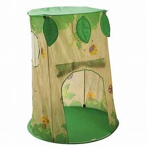 Spielzelt Für Kinder : roba spielzelt baumhaus f r kinder ~ Whattoseeinmadrid.com Haus und Dekorationen