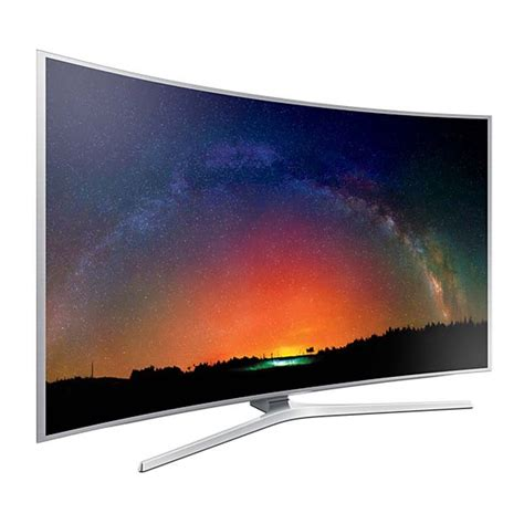samsung uejsqxzg cm  zoll curved led tv