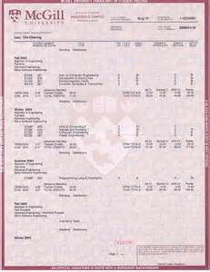 High School Report Card
