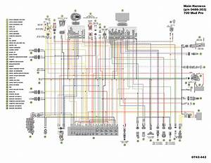 2008 Arctic Cat 700 Wiring Diagram