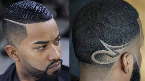 New Haircuts For Black Men 2017 L Black Men Haircuts