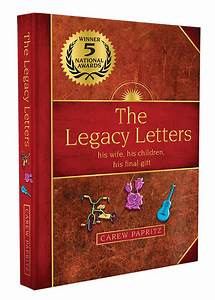 profile carew papritz the authors guild With legacy letters book