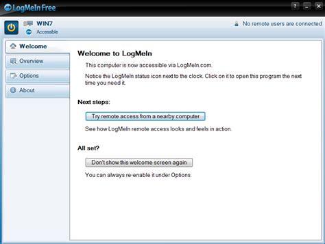 Logmein Free Download