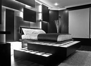 34, Stylish, Masculine, Bedrooms