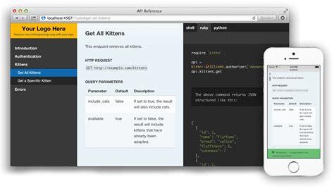 Best Api Documentation Slate Api Docs Generator Alternatives And Similar Software