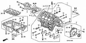 2004 Acura Tl Parts Diagram