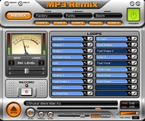 mp remix   windows media player