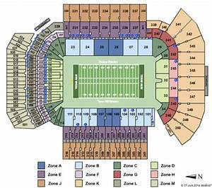 Vanderbilt Basketball Seating Chart Kyle Field Tickets And Kyle Field Seating Chart Buy Kyle