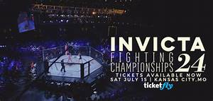 Invicta FC 24 Co-Main Event Promoted to Headlining Bout ...