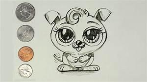 Easy Dog Drawings In Pencil For Kids   www.pixshark.com ...
