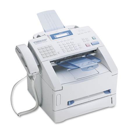 intelliFAX-4750e Business-Class Laser Fax Machine by Brother BRTPPF4750E - OnTimeSupplies.com
