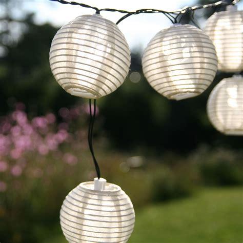 solar lichterkette garten solar lichterkette kugel sandhell