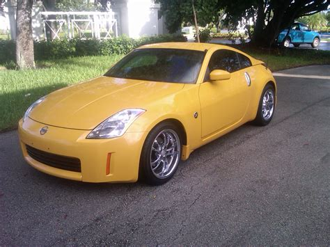 Djraid619's 2005 Nissan 350z Touring Coupe 2d In Fort