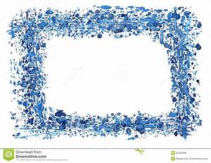 Watercolor Frame Border Royalty Free Stock Images - Image