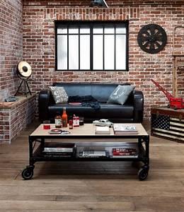 Style Et Deco : d co loft style industriel ~ Zukunftsfamilie.com Idées de Décoration