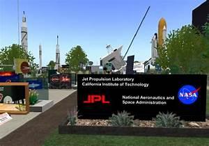 Logo NASA JPL - Pics about space