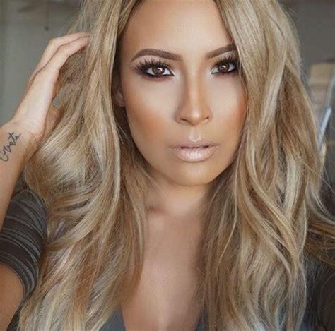 Die besten 25+ Blonde haarfarben Ideen auf Pinterest | Blonde Farbe Blondes haar und Haartu00f6ne ...