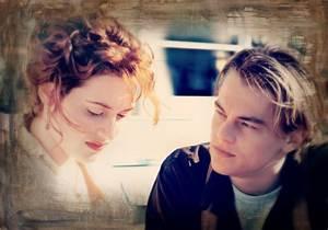 Rose and Jack - Titanic 3D