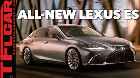 surprise lexus reveals  lexus es   beijing