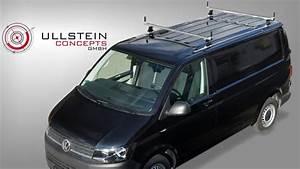 Vw T6 Dachträger : dachtr ger alubar volkswagen t6 transporter caravelle und ~ Kayakingforconservation.com Haus und Dekorationen
