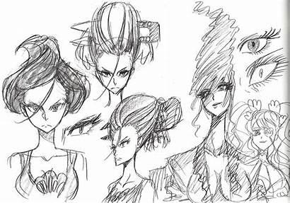 Studio Kiryuin Ragyo Concept Trigger Character Soichiro