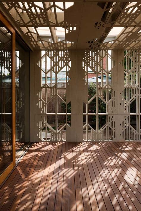 pergola residence australia fmd architects  architect