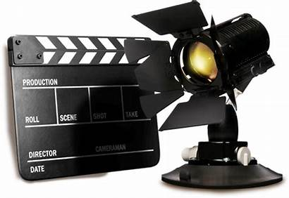 Clapperboard Transparent Icons Backgrounds Freeiconspng
