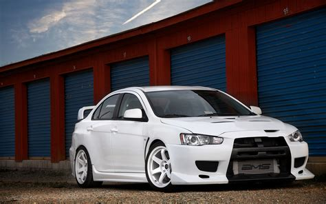 Mitsubishi Lancer Evo X Wallpapers And Images Wallpapers