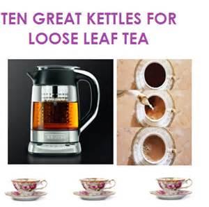 Loose Leaf Tea Kettle