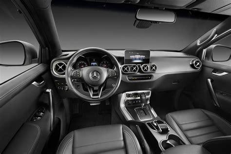 Mercedes Dévoile Son Premier Pickup, Le Classe X