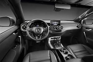Classe X Mercedes : mercedes d voile son premier pick up le classe x ~ Mglfilm.com Idées de Décoration