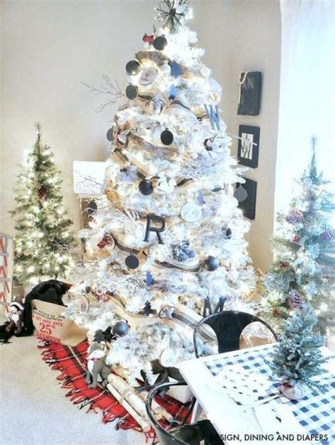 black  white christmas decor ideas brooklyn berry designs