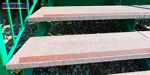 Treppenstufen Außen Beton : referenzen balkone treppenstufen aus polymerbeton ~ Frokenaadalensverden.com Haus und Dekorationen