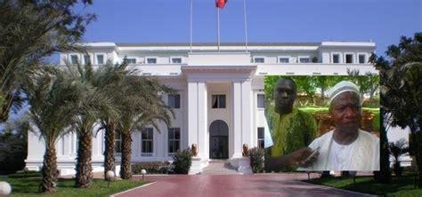 chef de cabinet du president de la republique abdoulaye badji nomm 233 chef de cabinet du pr 233 sident de la r 233 publique