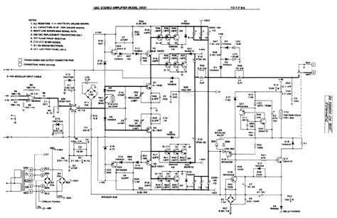 Qsc Audio Amplifier Sch Service Manual Download