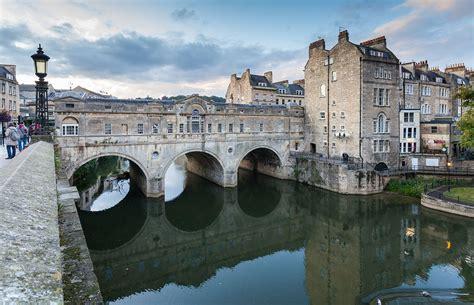 Bath : Puente Pulteney, Bath, Inglaterra, 2014-08-12, Dd 53