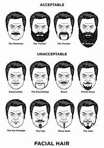 Nick Offerman U0026 39 S Guide To Acceptable Facial Hair