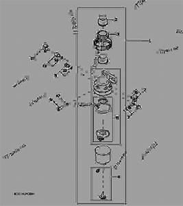3560 Fuel Filter - Tractor John Deere 5725