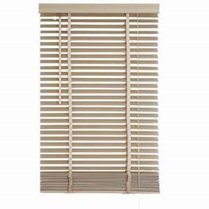 Store Venitien Bois 45 Cm : store v nitien bois blanchi marco h 250 cm castorama ~ Edinachiropracticcenter.com Idées de Décoration