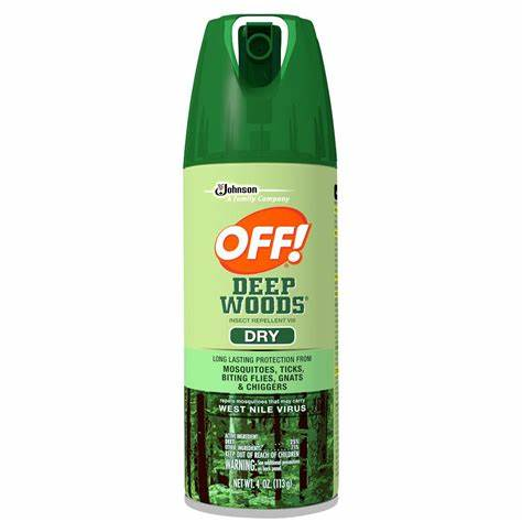 bug repellent (chemical)