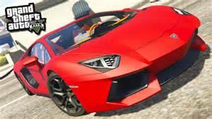 Lamborghini Aventador GTA 5 Mod