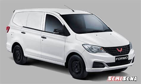 Gambar Mobil Wuling Formo harga wuling formo review spesifikasi gambar mei 2019