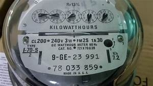 Ge I70 S 2 Older Production 2s Electric Meter Overview