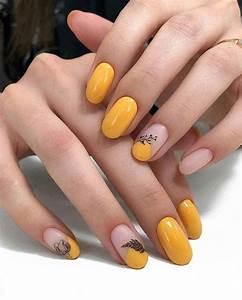 54 stylish fall nail designs and colors you ll